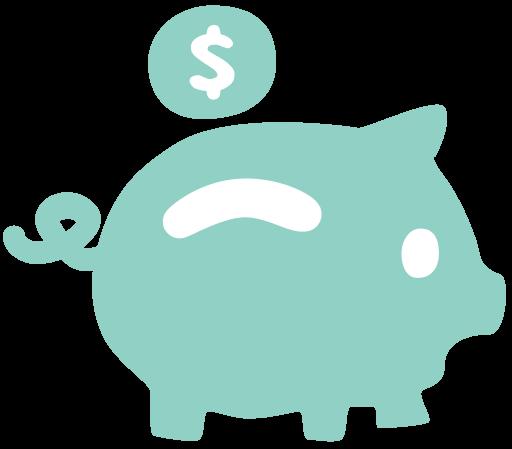 English Monsters billing pig