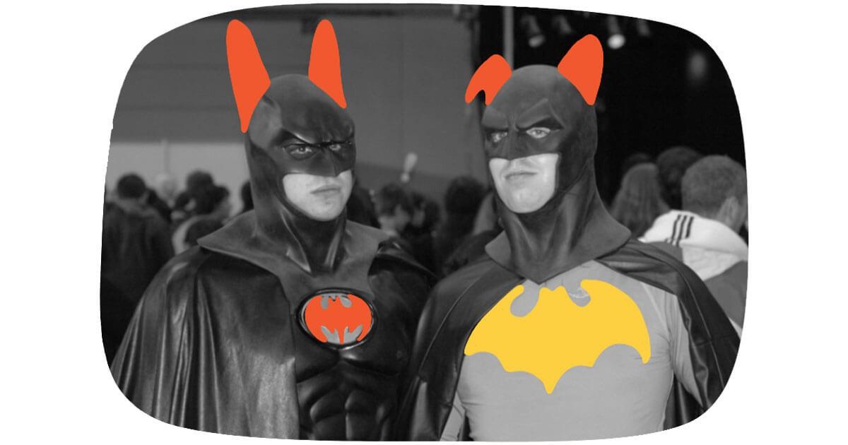 Супергероїв забагато не буває, Або як поставити Бетмена у множину